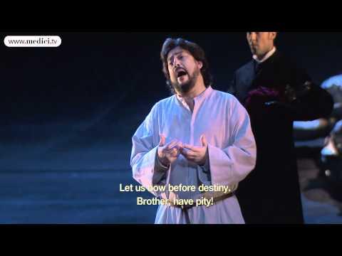 La Forza del destino - Verdi - Bastille Opera