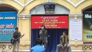 [26.03.2012] Nối Vòng Tay Lớn (rock ver) - HS PĐP