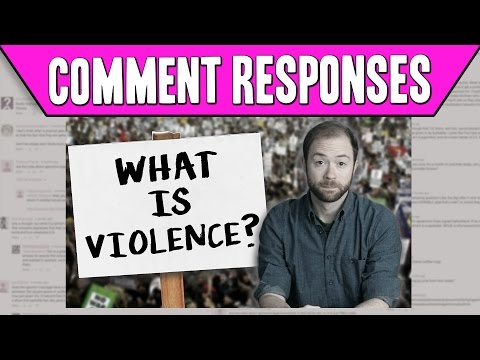 Comment Responses: What Is Violence? | Idea Channel | PBS Digital Studios