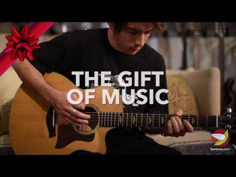 The Gift of Music | bananas.com