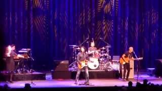 "Tears For Fears ""Woman In Chains"" Live Orillia Ontario Canada September 25 2015"