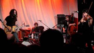A Silver Mt. Zion - I Built Myself A Metal Bird Live at Glasgow School of Art