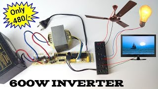 600 Watt Inverter, सिर्फ 480 रूपए में