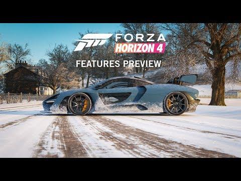 Forza Horizon 4 特徴紹介