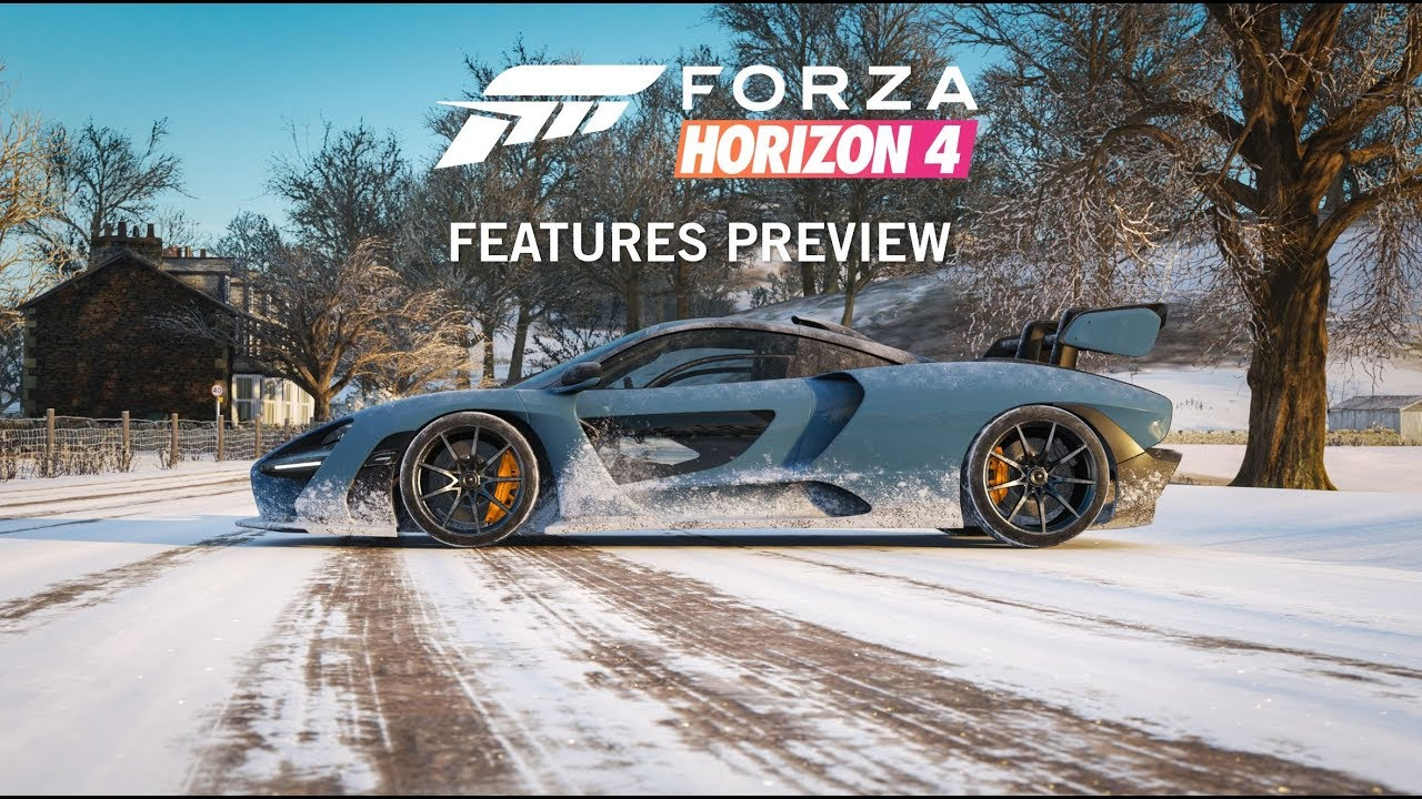 forza horizon 4 youtube. Black Bedroom Furniture Sets. Home Design Ideas