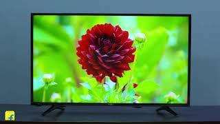 Vu Ultra Smart 100cm (40 inch) Full HD LED Smart TV (40SM) - #SMART_TV #VU_SMART_TV - #Android_tv