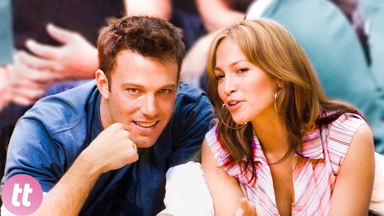Jennifer Lopez And Ben Affleck's Complete Relationship History