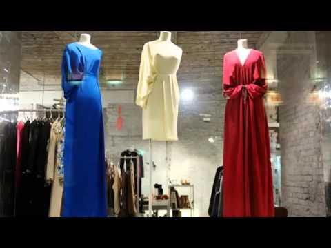 магазин вечерних платьев  фото