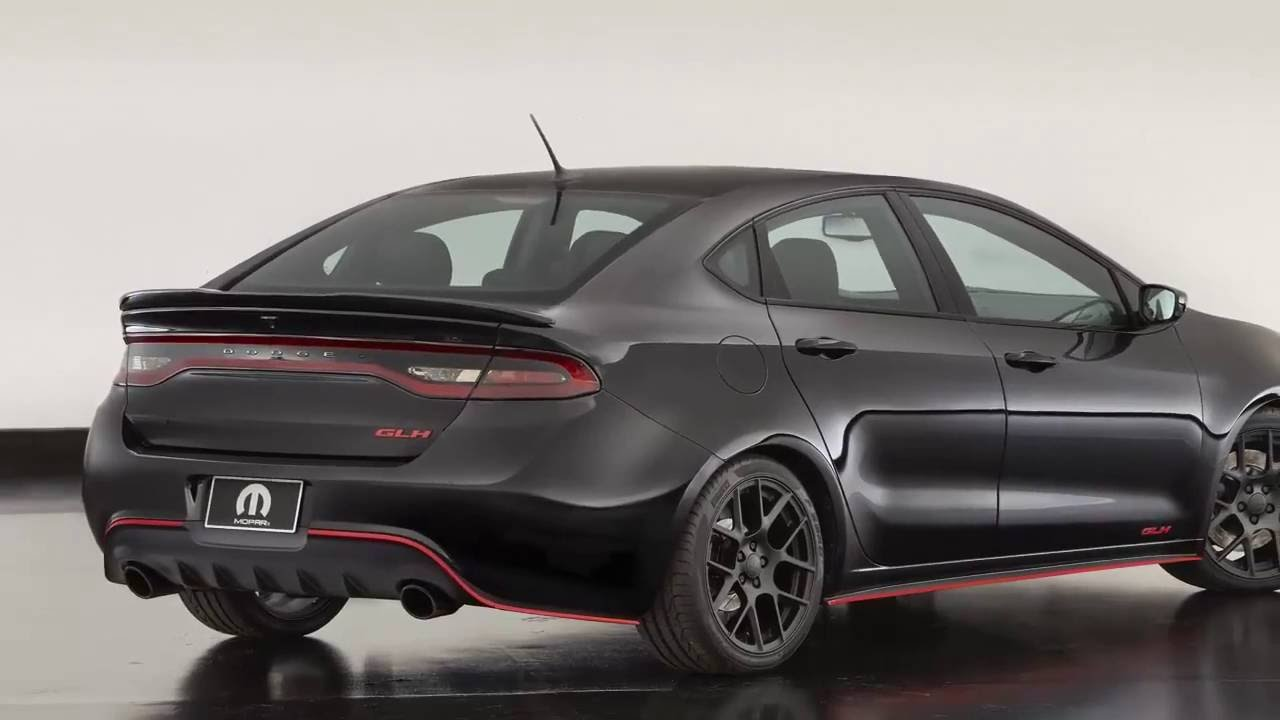 Straight To Hell Mopar S Dodge Dart Glh Sema Concept Youtube