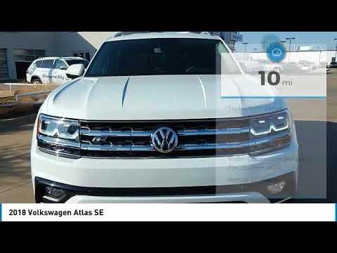 2018 Volkswagen Atlas Oklahoma City OK, Norman OK, Edmond OK, Moore OK JC543060