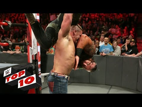 Top 10 Raw moments: WWE Top 10, February 5, 2018