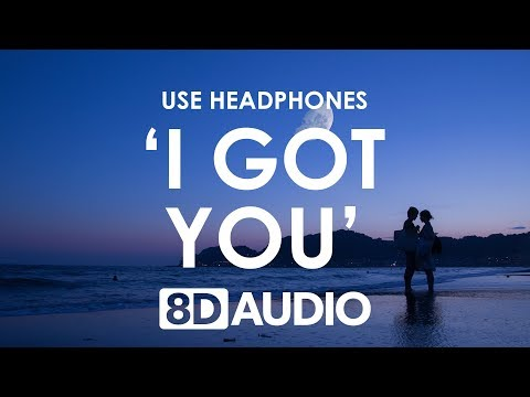 Bebe Rexha - I Got You (8D AUDIO) 🎧