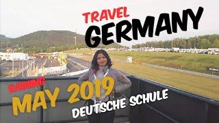 | Thai Girl in Germany 🇩🇪 | May 2019 | เรียนภาษาเยอรมัน