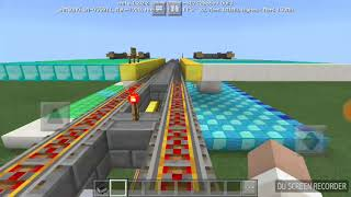 Minecraft My Sister's World: MTA 6 Train Line