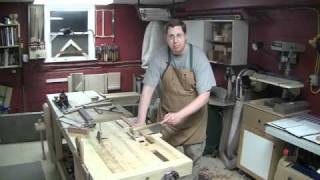 Rww 110 Hand Tool Tips: Cross Cutting With A Bench Hook
