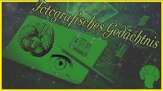Willst du ein Fotografisches Gedächtnis?! | Psychologie