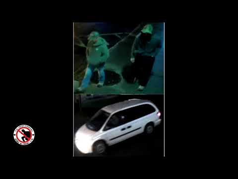 Crime of the Week: Break, Enter & Theft, Edmundston NB