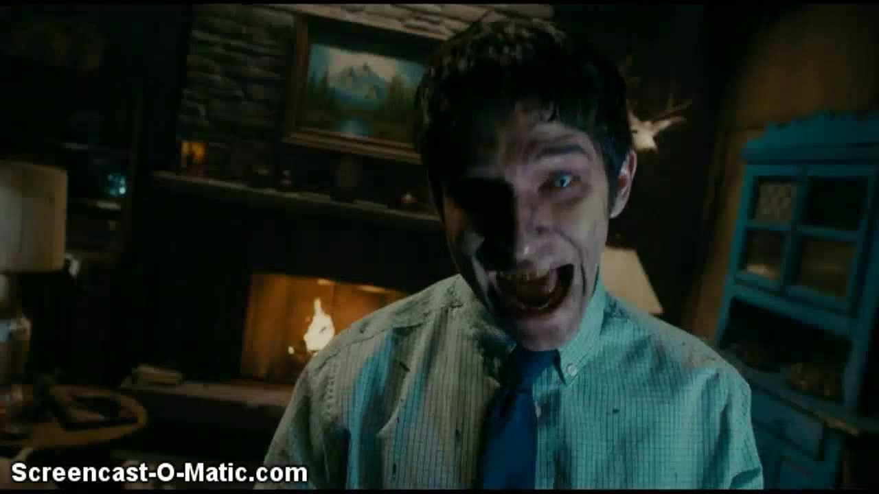 Scary Movie 5 The Part With Tyler Posey Youtube