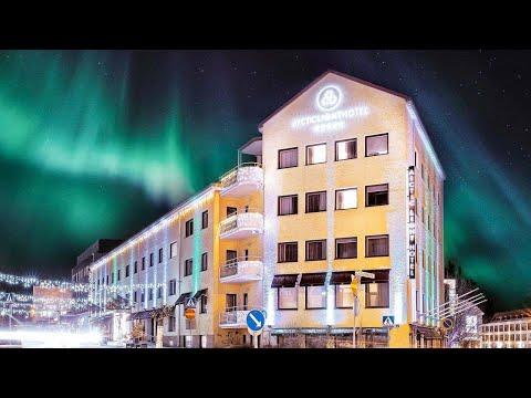 Arctic Light Hotel — Follow The Light