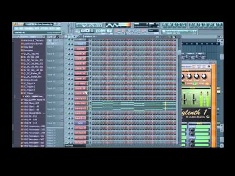 Avicii & Nicky Romero - I Could Be the One Remake (Nicktim Mix) FL Studio Remake