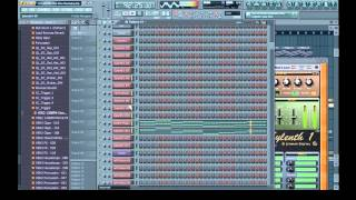 Avicii & Nicky Romero - I Could Be the One Remake (Nicktim Mix) FL Studio Remake