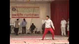 ZERO GRAVITY DANCE STYLE  GAURAV NERPAGAR`S  OWN INNOVATION
