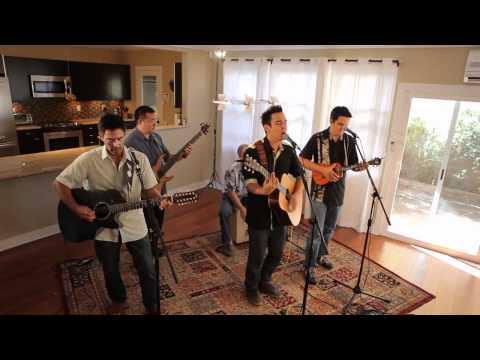 ManoaDNA - Dancing In The Rain (HiSessions.com Acoustic Live!)