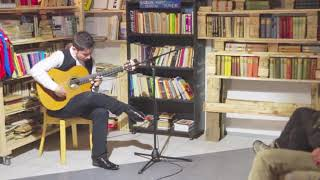 "Jorge Arena - ""Nacencia"" [Manolo Sanlúcar] - 12/11/2016 at REaD bookstore (Tallinn, Estonia)"