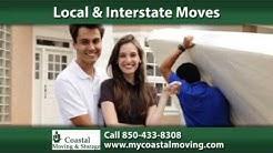 Moving Company Destin, FL | Coastal Moving and Storage