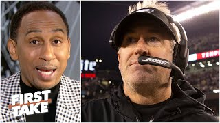 Stephen A. doesn't agree with the Eagles' decision to fire Doug Pederson | First Take