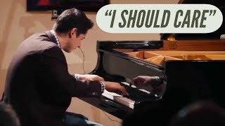 """ELDAR """"I Should Care"""" (solo piano) - Live in Davis, California"""