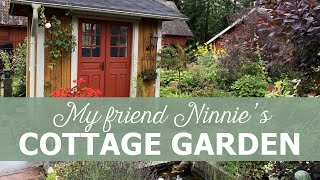 A beautiful Swedish cottage garden