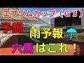 【競馬予想】エプソムカップ(G3)当日は雨予報!穴馬よ走ってくれ!★むかない★