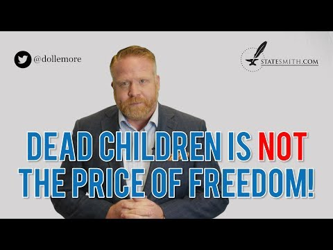 Parkland Shooting  Dead Children is NOT the Price of Freedom!