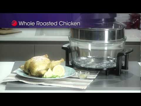 Exceptionnel Complete Fagor Halogen Oven Video (15 Min)