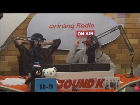 31.01.2018 Arirang Radio Sound K - w/ 24K Cory 코리