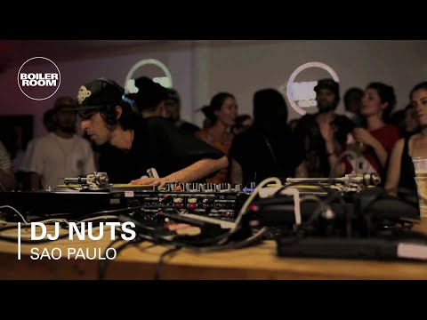 DJ Nuts Boiler Room Sao Paulo DJ Set