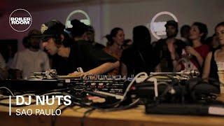 DJ Nuts Boiler Room Sao Paulo DJ Set