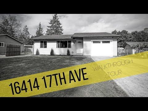 16414 17th Ave E | HD Video Tour