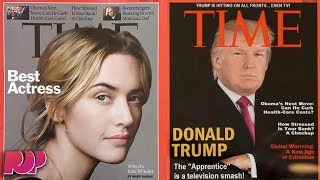 TIME Magazine Is PISSED About Trump's Fake Magazine Covers