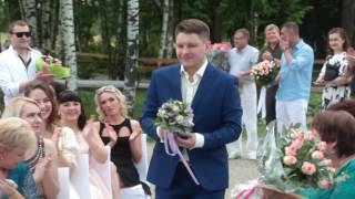 Свадьба Юрия и Татьяны. Шатер