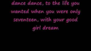 good gone girl by mika, lyrics