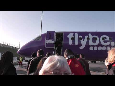 Flybe Flight BE3005 Embrarer E195 Birmingham (BHX) - Paris (CDG)