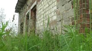 Opuszczony budynek gospodarczy - Podkarpacie - 2010