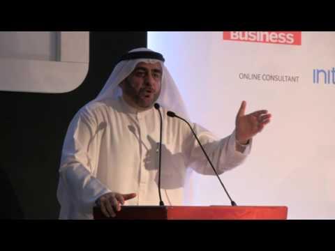 My Opening Keynote @ Dubai Digital Media Forum