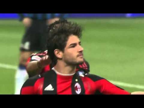 MILAN-INTER 3-0 - Doppietta di ALEXANDRE PATO, radiocronaca di Francesco Repice (2/4/2011) Radio Rai