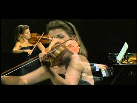 Beethoven Violin Sonata No  10 in G major The Cockcrow Anne Sophie Mutter