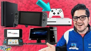 xbox one and ps4 vs nintendo switch