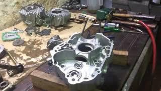 preparation moteur MBF 160 yx part 1