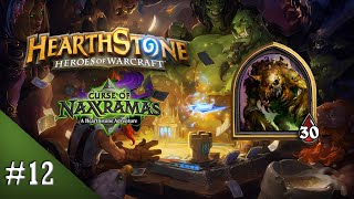 HEARTHSTONE - NAXXRAMAS: Como ganhar do Gluth #12 - Heróico (PC Gameplay)